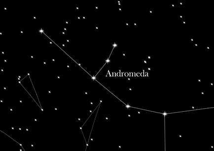 Star Sign Andromeda