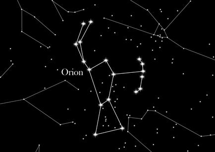 Star Sign Orion