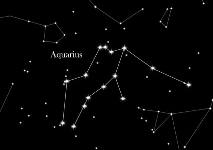 Star Sign Aquarius