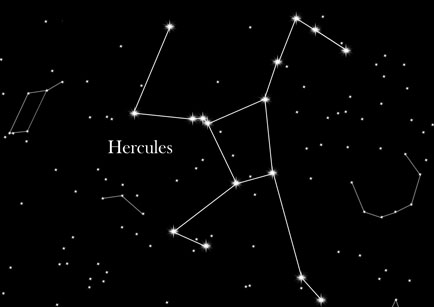 Constellation Hercules