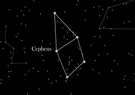 Star Sign Cepheus